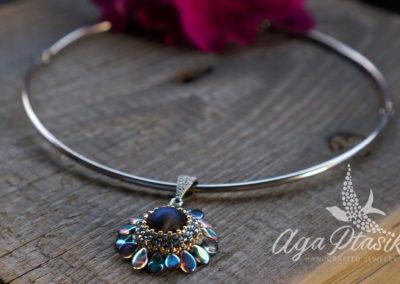 Kwiat Nocy Letniej Blue - sprzedany